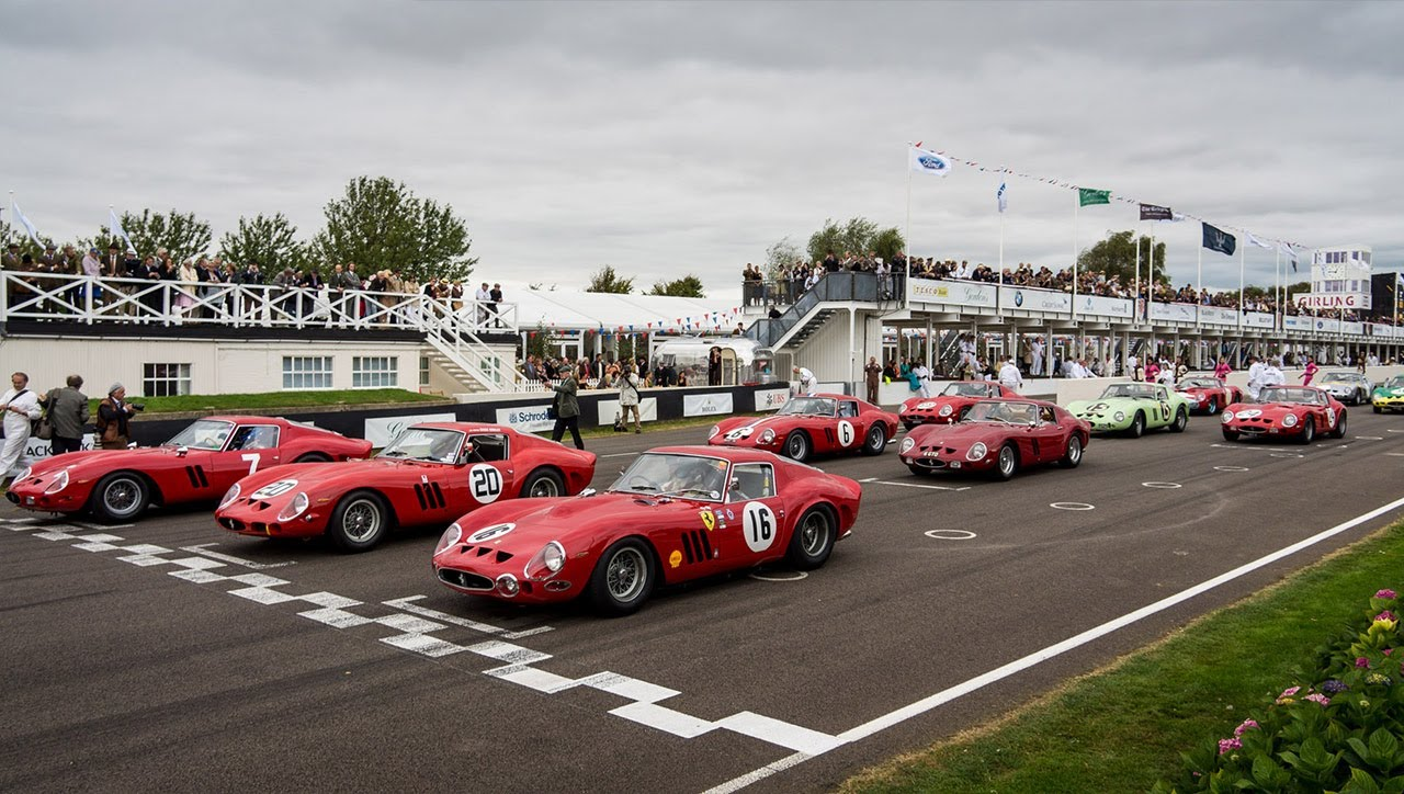 Goodwood Revival September 2016