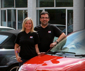 Fleet Garage Services - Foster and Heanes, Fleet Hampshire